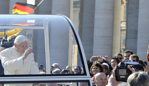 POPE: LAST GENERAL AUDIENCE