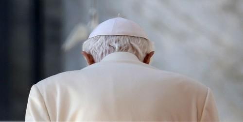 Pope Benedict XVI farewell (LaPresse)