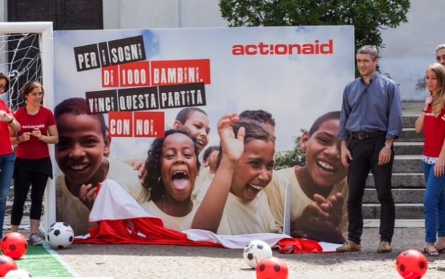ActionAid, un aiuto a mille bimbi poveri