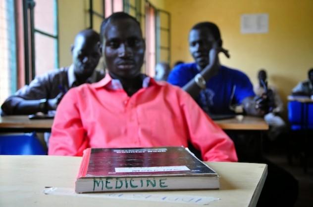 Amref in Sud Sudan