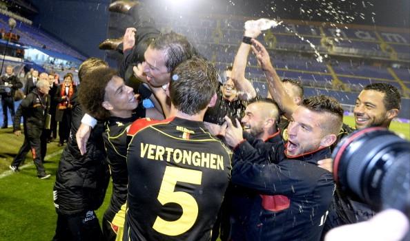 Belgio campione del mondo