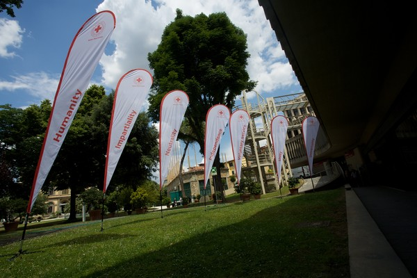 Croce Rossa a Firenze