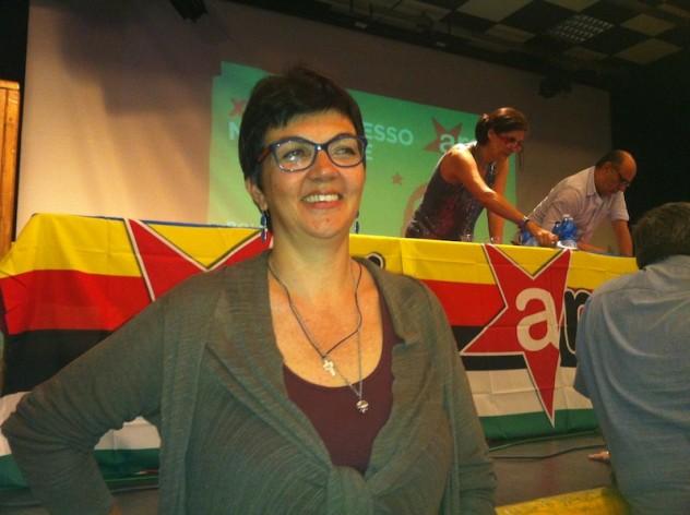 Francesca Chiavacchi, presidente Arci