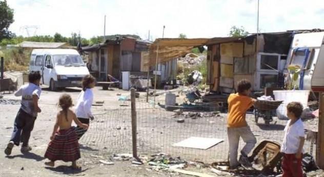 Ragazzi rom in Francia