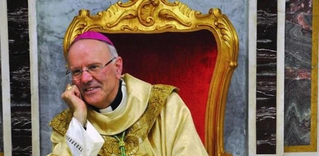Vescovo Nunzio Galantino