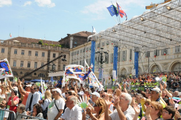 Volontariato a Torino