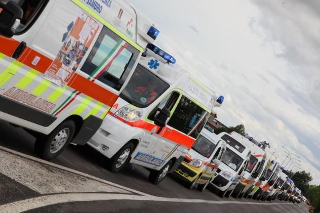 ambulanzata