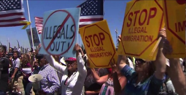 Iillegal immigration
