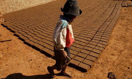 bolivia child labour
