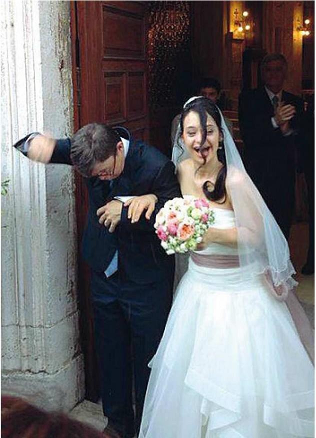 Marta e Mauro sposi, sindrome Down