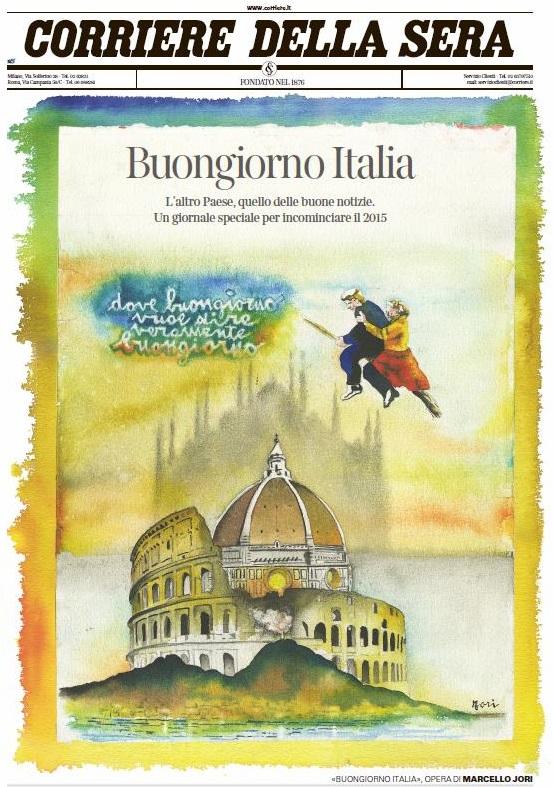 Cover Buongiorno Italia