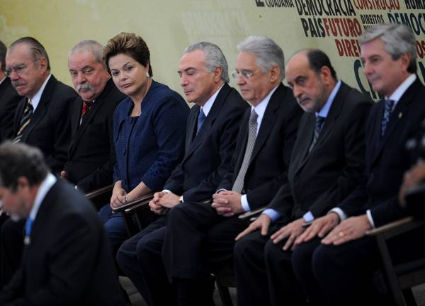 BRAZIL-HUMAN RIGHTS-COMMISSION-TRUTH-ROUSSEFF