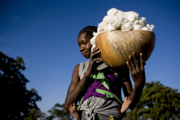 Fairtrade cotton farmers, Mali