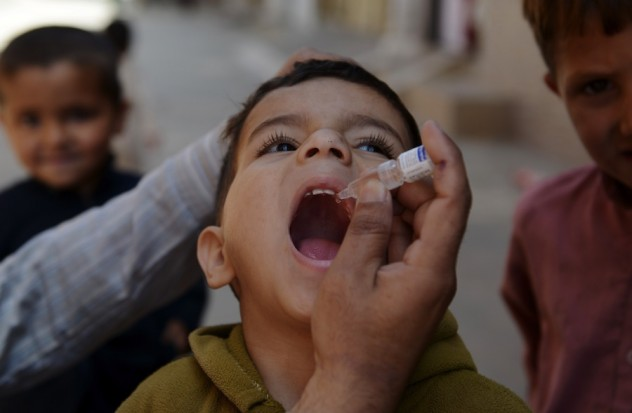 PAKISTAN-UNREST-HEALTH-POLIO