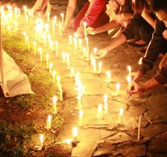 sant'3egidio candele
