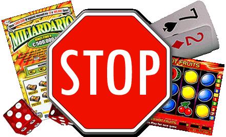 stop ludopatie