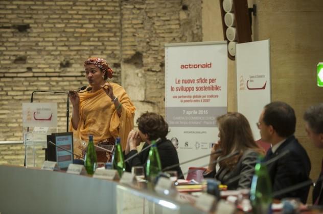Conferenza le nuove sfide per lo sviluppo sostenibile