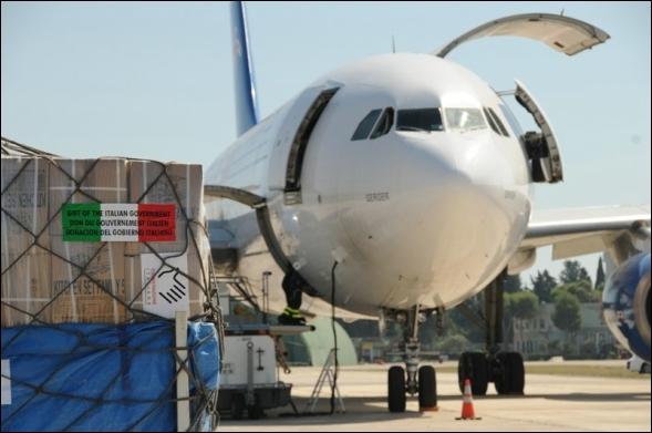 aereo cargo