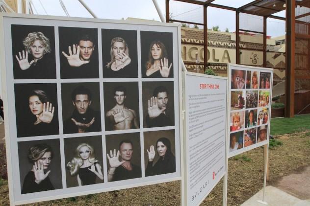 Expo 2015 - immagini Villaggio Expo inaugurazione