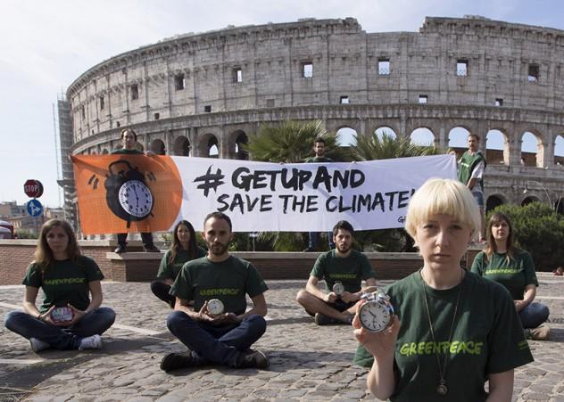 Italy Greenpeace