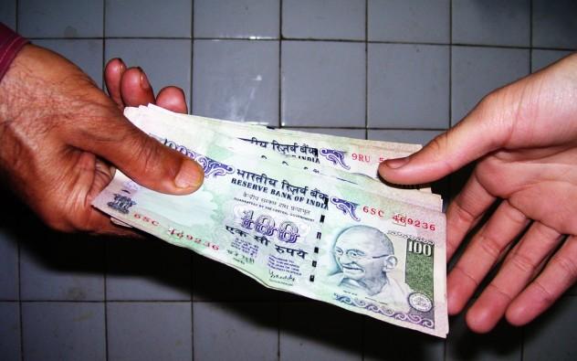 corruzione india