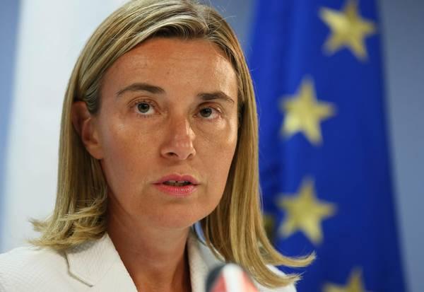 Federica Mogherini si dimette da ministro Esteri