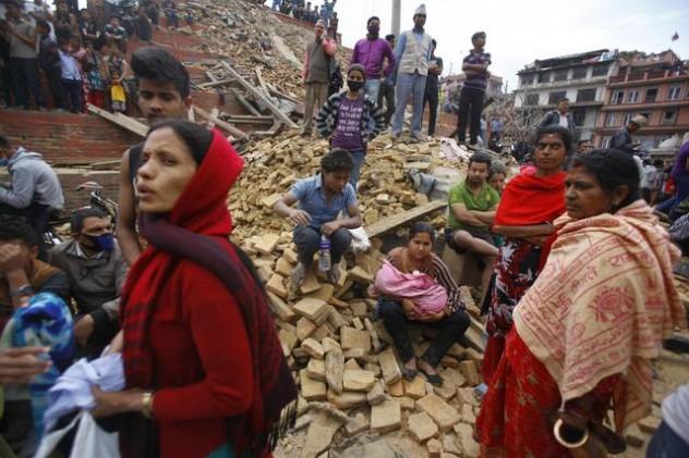 Terremoto Nepal: Ingv, si temono migliaia di vittime
