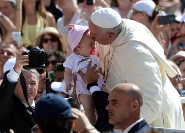 Pope Francis visits Molise