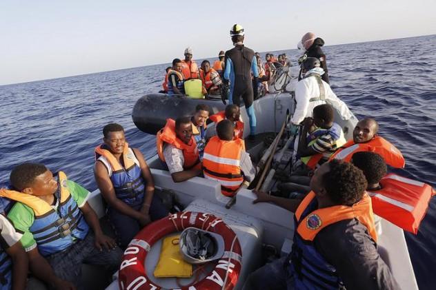 Immigrazione: Mare Nostrum; ancora salvati in centinaia