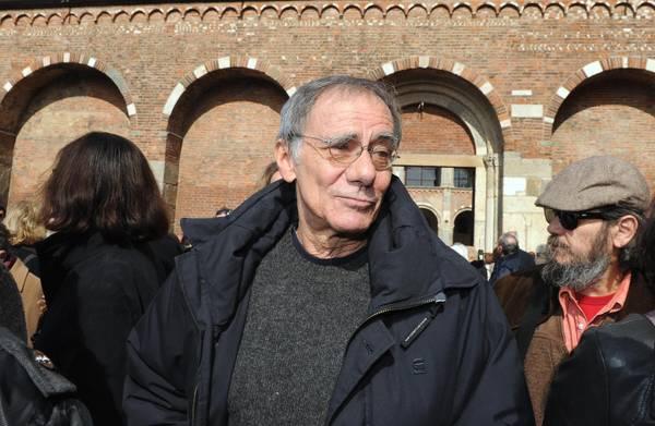 JANNACCI: IL FUNERALE A SANT'AMBROGIO, MILANO IN FILA