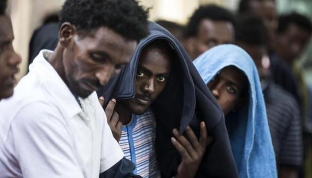 Migrants in Rome