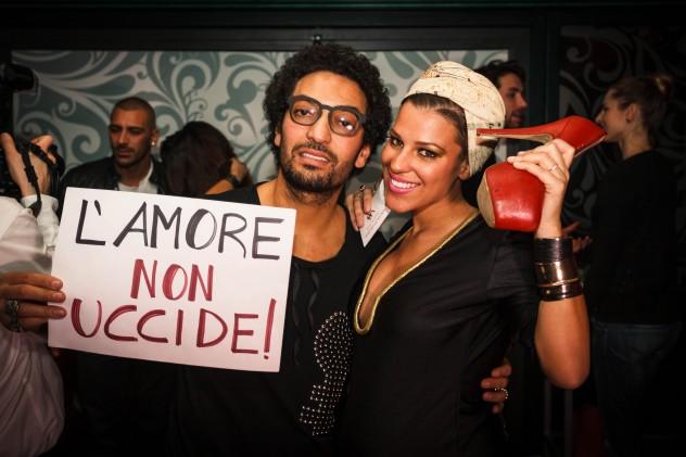 Hicham Benmbarek Amore Non Uccide