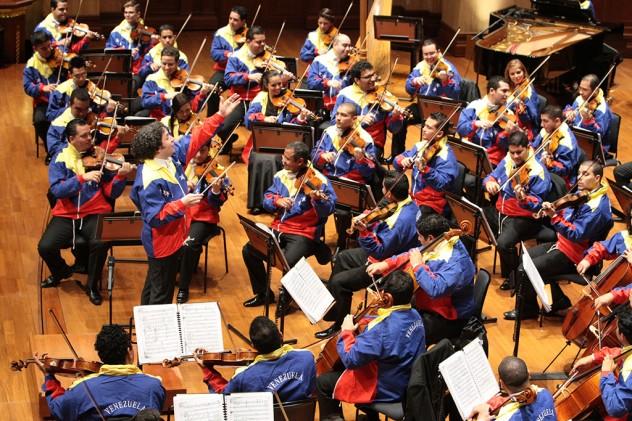 OrchestreSistemaVenezuelano