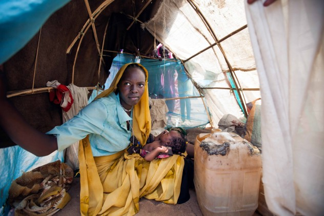 New displacement in South Darfur