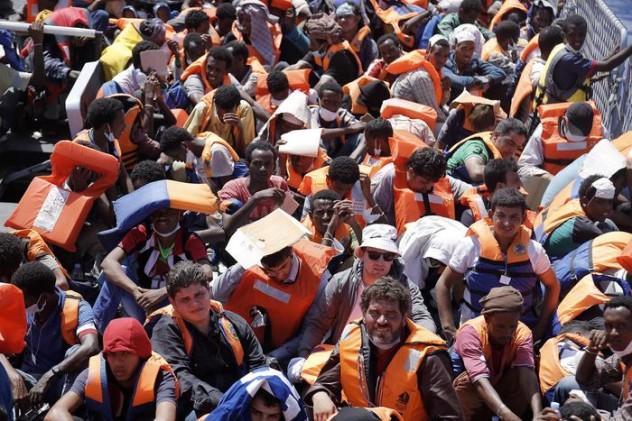 Mare Nostrum, da ottobre salvati oltre 115.000 migranti