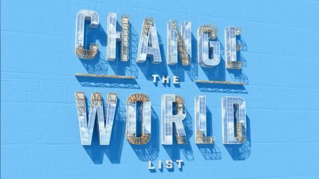 Changetheworldlist