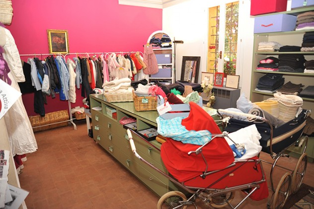 ReUse boutique solidale Bo3