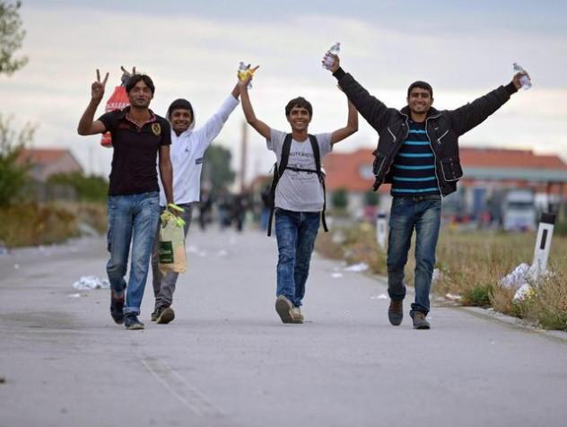Migranti: tra 2.000 e 3000 già arrivati a frontiera Austria