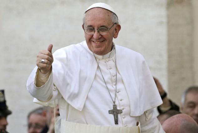 Bergoglio ha deciso, non vivrà nell'appartamento papale ma rimarrà a Santa Marta