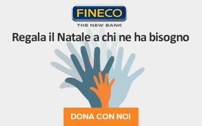 Campagna Solidarietà 2015_Fineco