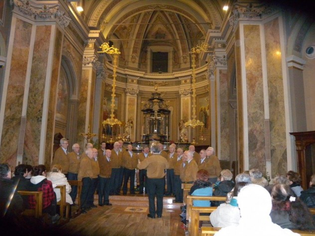 Coro alpino Milanese
