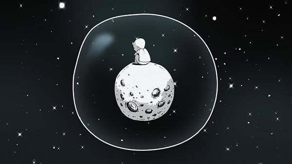 mai stati sulla luna
