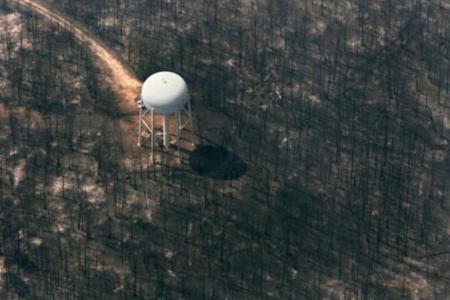 Wildfires Devastate Drought-Stricken Central Texas