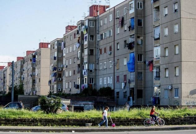 Afragola-quartiere Salicelle