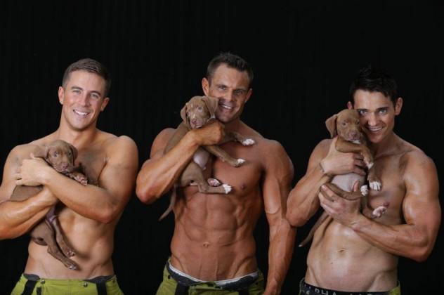 calendario pompieri australiani 1