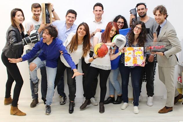 CharityStars - Team