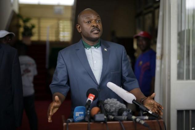 Nkurunziza_Burundi