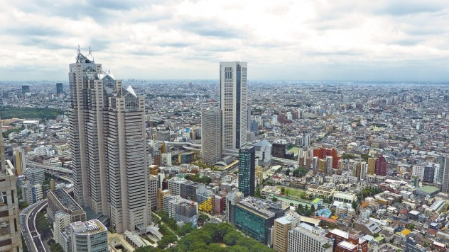 JAPAN-CITY