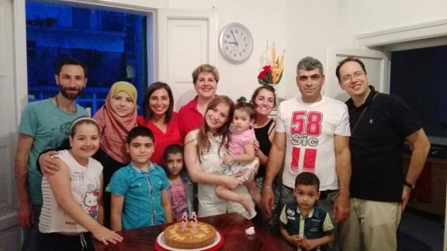 foto profughi bari