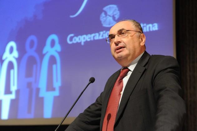 Maurizio Gardini presidente Confcooparative Assemblea Cooperazione Trentina 2013